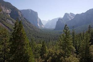 vallée de yosemite photo