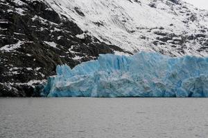Glacier d'Usala, parc national de los glaciares, Argentine