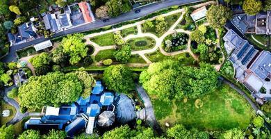 Candie Gardens à St Peter Port, Guernesey