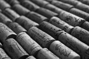 bouchons de vin photo