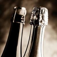 bouchon de vin mousseux photo