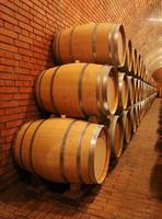 tonneaux de vin photo