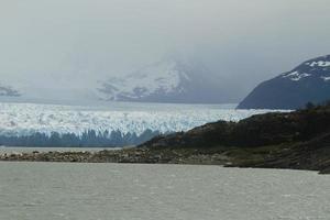 Glacier Perrito Moreno Argentine photo