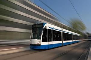 tramway d'Amsterdam