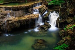étapes de la cascade