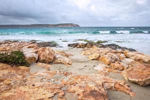 l'une des plages les plus célèbres de malte