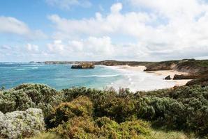 littoral sud de Victoria, Australie photo