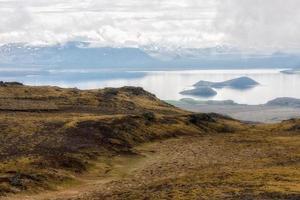 photo prise à Reykjavik, Islande