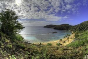 hanauma bay, hawaï