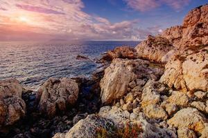 vue sur la côte pacifique