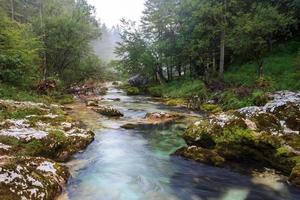 canyon de Mostnica