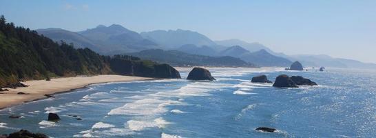 côte pacifique de l'Oregon