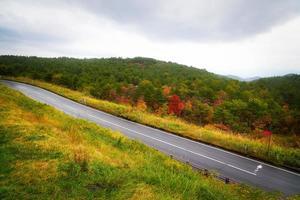 road trip d'automne
