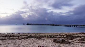 plage tranquille photo