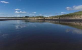 plage de Cruden Bay photo