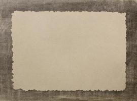 papier brûlé grunge vintage2 photo