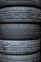 vieux pneus photo