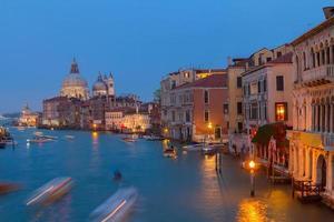 Grand Canal, Venise, Italie photo