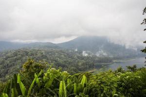 Mont Batur photo