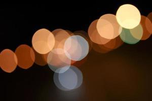 lumières abstraites photo