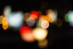 lumière colorée photo