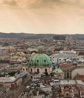 Vienne en Autriche