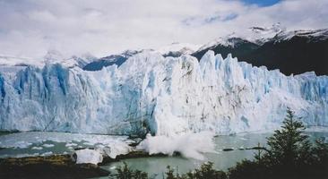 Perito Moreno Blue Glacier Argentine photo