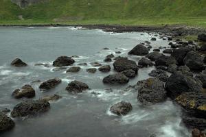 Chaussée des Géants en Irlande photo