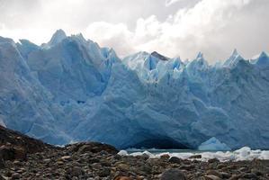 Glacier Perito Merino en Patagonie