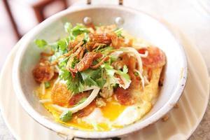 casserole d'oeufs du Vietnam