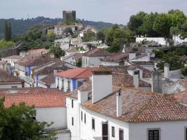 château d'Obidos