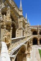 Monastère de Jeronimos, Lisbonne, Portugal