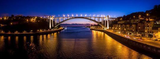 Arrabida bridge porto