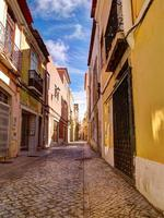 ruelle de Lisbonne