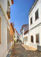 rues du village de moura