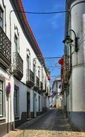 rues du village de serpa