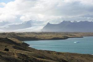 lagune glaciaire de Jokulsarlon