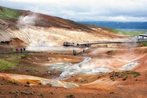 photo prise en Islande