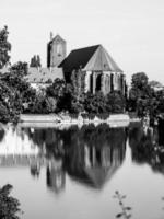 Église de Saint Mary sur l'île de Piasek à Wroclaw