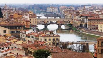 Ponte Vecchio, Florence, Italie