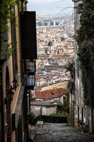 napoli, escaliers de saint martino