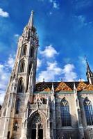 Église Mathias, Budapest Hongrie