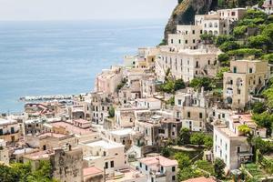 Atrani sur la côte amalfitaine, Italie