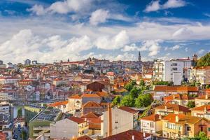 paysage urbain de porto