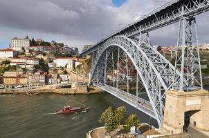 porto, pont dom luis photo