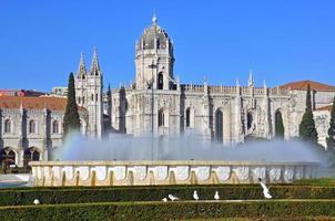 monastère de lisbonne