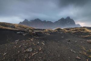 vestrahorn, Islande photo