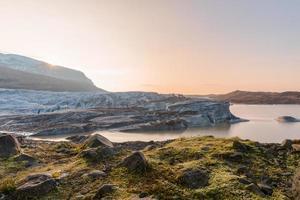Vantajokull, Islande