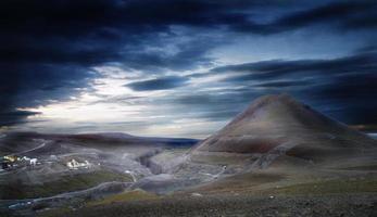Kárahnjúkar, Islande.