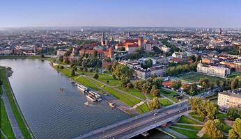 Skyline de Cracovie